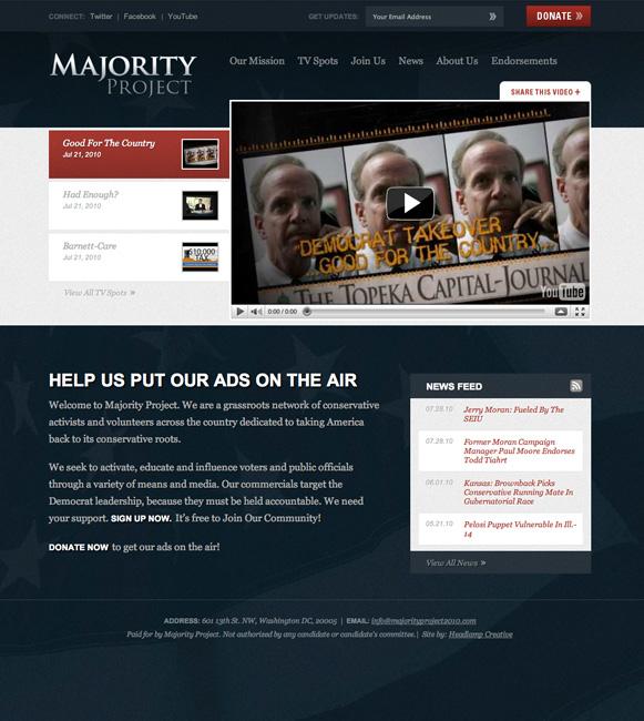 Majority Project