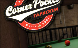 Corner Pocket Taproom